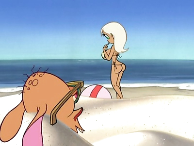 Ren and Stimpy Adult Party..