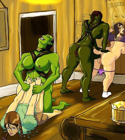 Futanari orcs sex - part 11