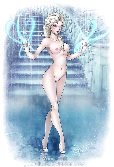 Elsa anna sex - part 11