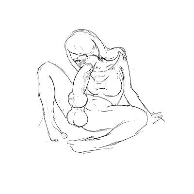 Girl grows a cock - part 9
