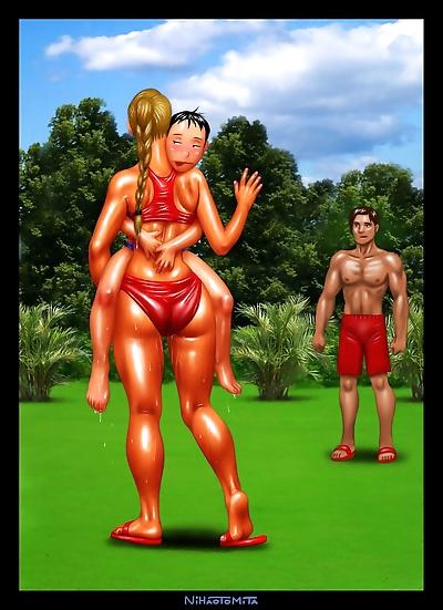 Nihaotomita- The Lifeguard