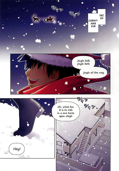 Yanagi- Why Santa Comes at..