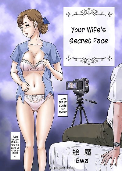 Hentai- Your Wife�s Secret..