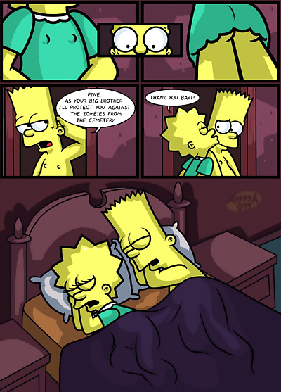 The Simpsons- Not so..