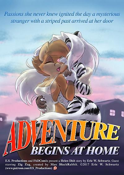 Eric W. Schwartz- Adventure..