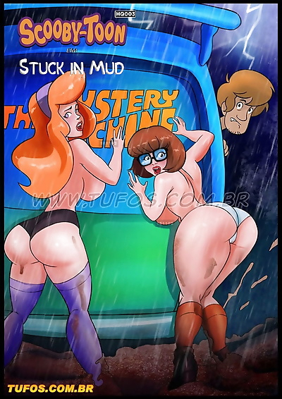 Scooby-Toon – Stuck in Mud 3