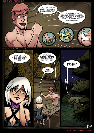 The Cummoner - part 18