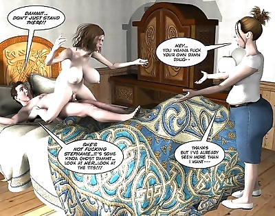 Cum swapping ghost of the old castle 3d sex comics anime hentai - part 600