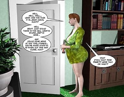 3d Anime bạn gái hentai lesbian Trói trên mẹ kiếp Hoạt hình truyện tranh phần 596