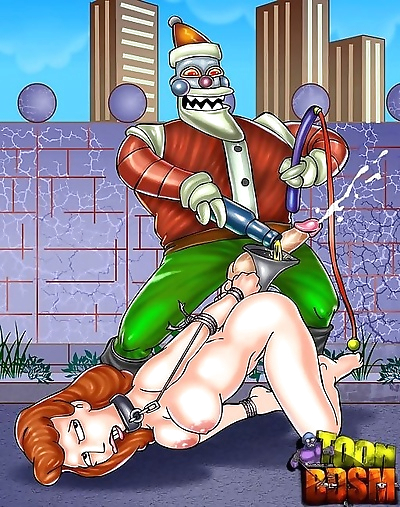 Submissive futurama babes in unleashed action - part 629